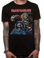 Iron Maiden (Final Frontier Album) T-shirt