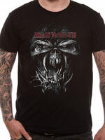 Iron Maiden (Final Frontier Eddie Vintage) T-shirt