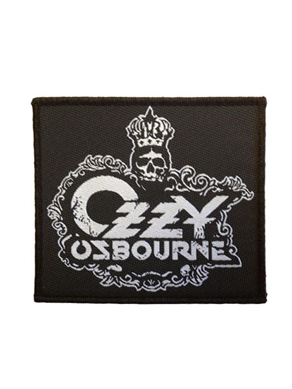 Ozzy Osbourne (Crest Logo) Patch