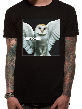 Deftones (Diamond Eyes) T-shirt Preview