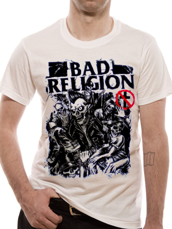 Bad Religion (Mosh Pit Europe) T-shirt