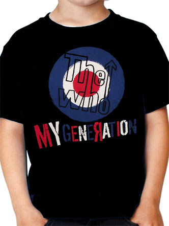 The Who - (My Generation) Kids T-Shirt