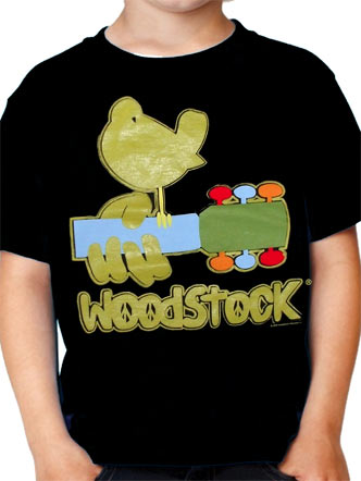 Woodstock (Camper) Kids T-Shirt