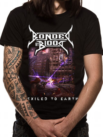 Bonded By Blood (Exiled to Earth) T-shirt