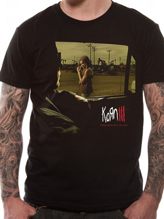 Korn (Remember Who You Are) T-shirt