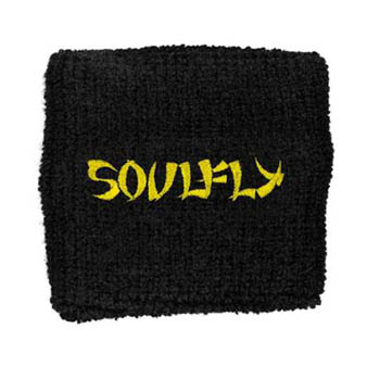 Soulfly (Logo) Sweatband