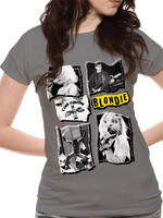 Blondie (Cut Out) T-shirt