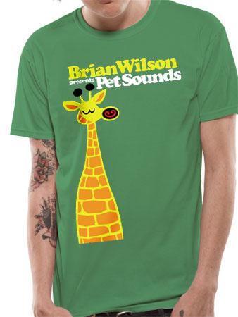 Brian Wilson (Giraffe) T-shirt Thumbnail 1