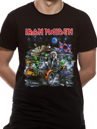 Iron Maiden (Knebworth Moonbuggy) T-shirt