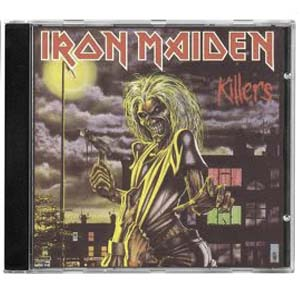 Iron Maiden (Killers) CD