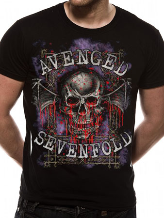 Avenged Sevenfold (Bloody Trellis) T-shirt
