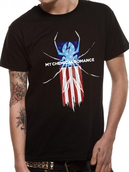 My Chemical Romance (California) T-shirt