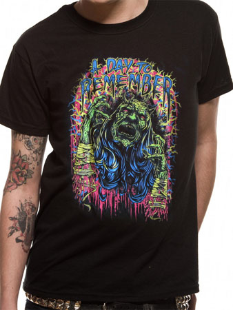 A Day To Remember (Demon Screamer) T-shirt