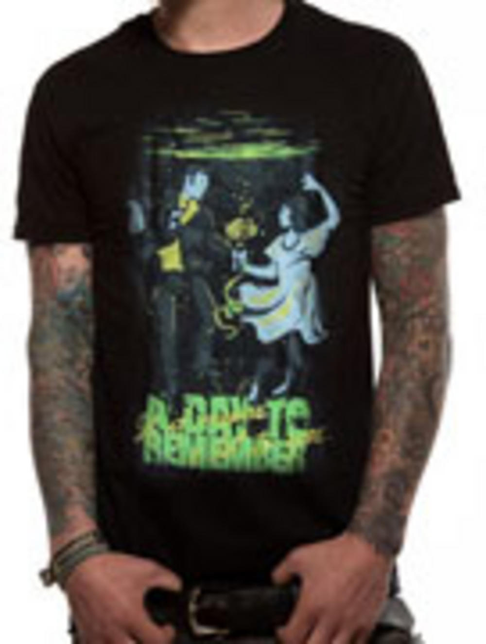 A Day To Remember If It Means A Lot T Shirt Buy A Day