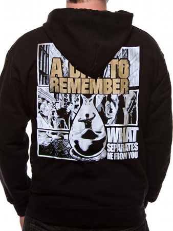 A Day To Remember (Golden Eagle) Hoodie | TM Shop A Day To Remember Golden Eagle