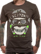 We Are The Ocean (Lucky Ones) T-shirt Thumbnail 2