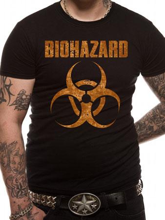 Biohazard (Logo) T-shirt