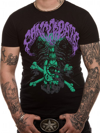 Cancer Bats (Ribs) T-shirt