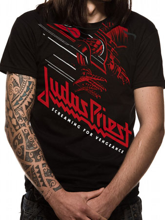 Judas Priest (Bloodstone) T-shirt Thumbnail 1