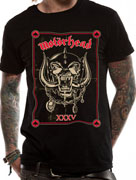 Motorhead (Anniversary) T-shirt Thumbnail 2