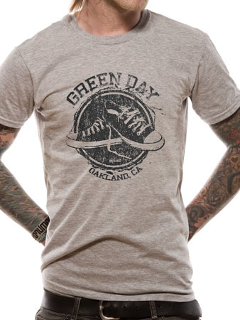 Green Day (All Star) T-shirt Preview