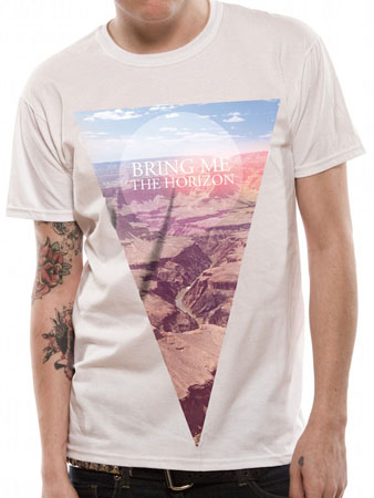 Bring Me The Horizon (Canyon) T-shirt Thumbnail 1