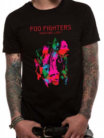 Foo Fighters (Wasting Light) T-shirt