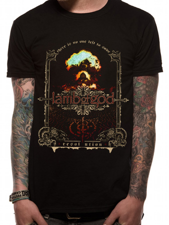 Lamb Of God (Destruction) T-shirt