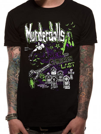 Murderdolls (Hello Goodbye Die) T-shirt