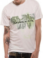 Green Day (Overspray) T-shirt Thumbnail 1