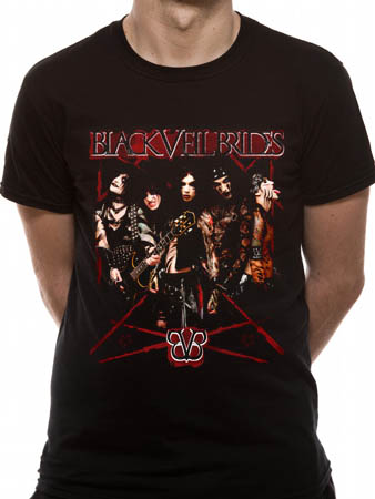 Black Veil Brides (Do It) T-shirt Thumbnail 1