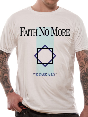 Faith No More (We Care A Lot) T-shirt