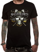 Black Veil Brides (Skull) T-shirt Thumbnail 2