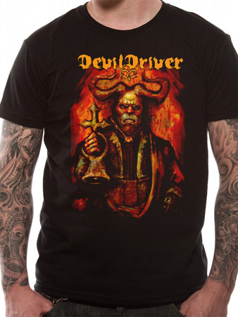 Devildriver (Bell) T-shirt