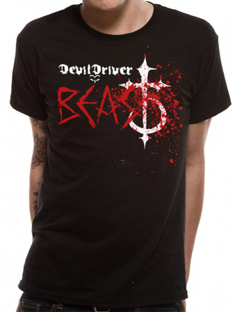 Devildriver (Beast) T-shirt