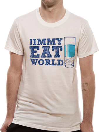 Jimmy Eat World (Glass) T-shirt