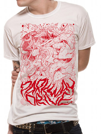 Parkway Drive (Pirate) T-shirt