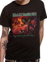 Iron Maiden (From Fear To Eternity) T-shirt