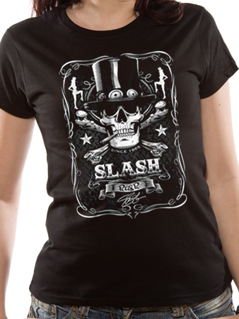 Slash (Label) T-shirt