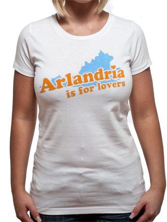 Foo Fighters (Arlandria) T-shirt Thumbnail 1