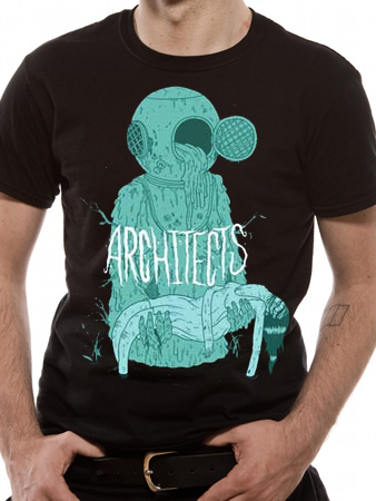 Architects (Diver) T-shirt