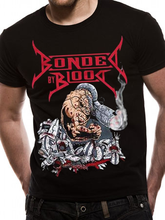 Bonded By Blood (Death Machine) T-shirt