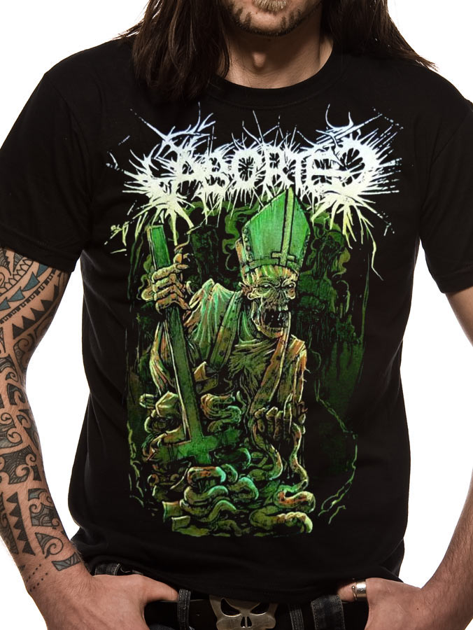Aborted (Father) T-shirt