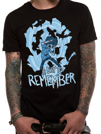 A Day To Remember (Out To Get Me) T-shirt
