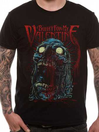 Bullet For My Valentine (Gruesome) T-shirt