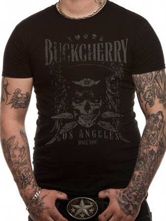 Buckcherry (Biker) T-shirt