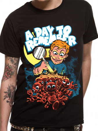 A Day To Remember (Ant Killer) T-shirt