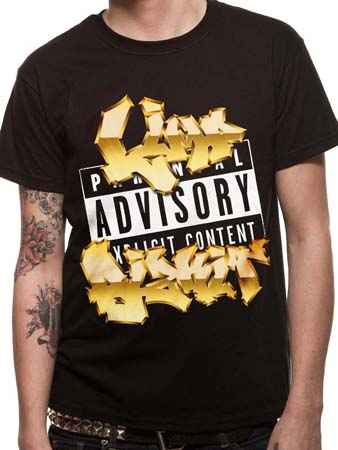 Limp Bizkit (Parental Advisory) T-shirt