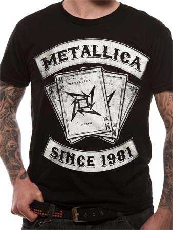 Metallica (Dealer) T-shirt
