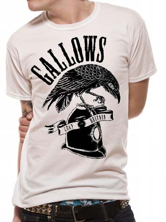 Gallows (Grey Britain) T-shirt Thumbnail 1